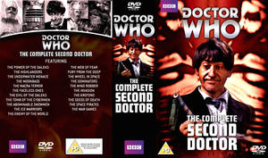 The Complete Second Doctor Boxset by Cotterill23
