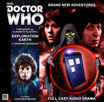 Exploration Earth | Big Finish Cover by Cotterill23