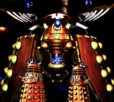 The God Of All Daleks by Cotterill23