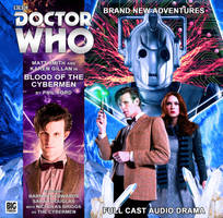 Blood Of The Cybermen | Big Finish Cover by Cotterill23