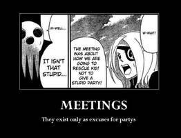 Truth : Soul Eater 27 meetings by DRUNKENunicorn756