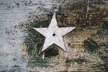 white star by klopmaster