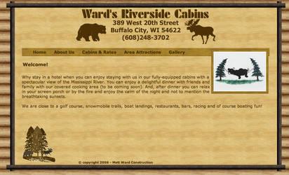 _wardsRiversideCabins by arwab