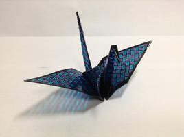 papercutting:sannkuzusi by tuitati