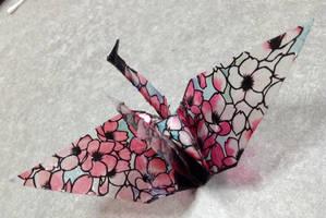 papercutting:SAKURA by tuitati