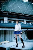 GaRei Zero : Kagura I by WinryDeeDee