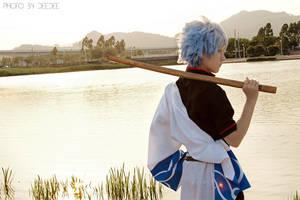 Gintama_Sakata Gintoki by WinryDeeDee