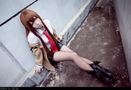 Makise Kurisu by WinryDeeDee