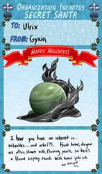 OI: Secret Santa - For Ulrix by hyperionwitch