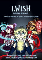 I.Wish Promotion Poster by JammyScribbler
