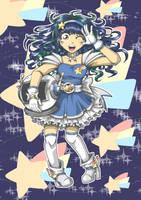 Intergalactic Saviour Princess Stardust by JammyScribbler
