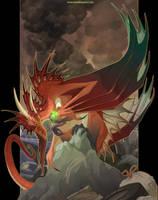 Last Guardian by neondragon