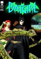Batgirl #16 by comicaptor2017