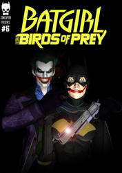 Batgirl and the Birds of Prey #6 by comicaptor2017