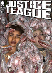 Justice League #6 by comicaptor2017