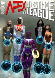 Justice League #7 by comicaptor2017