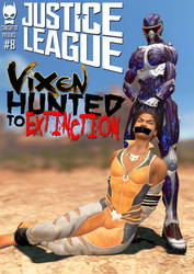 Justice League #8 by comicaptor2017
