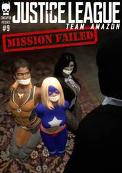 Justice League #9 by comicaptor2017