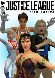 Justice League #10 by comicaptor2017