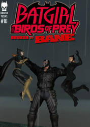 Batgirl and the Birds of Prey #10 by comicaptor2017