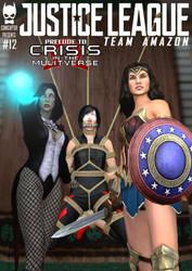Justice League #12 by comicaptor2017