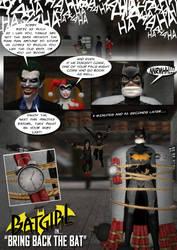 Bring Back The Bat by comicaptor2019