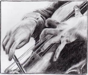 Cello Hands by HollyDunnCello