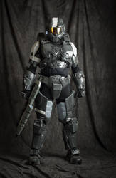 A Master Chief by TIMECON
