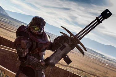 Halo defend the wall by TIMECON