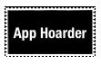 App Hoarder Stamp by RainbowPanda1699