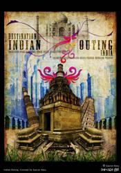 Destination India by replicant