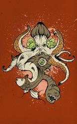 Oktakreature by replicant