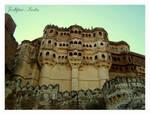 Jodhpur-India by replicant