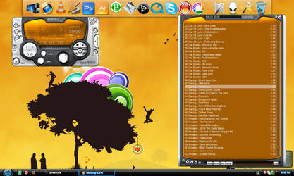 Desktop-X by replicant