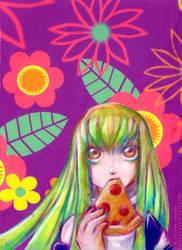c.c.'s pizza by belyaal