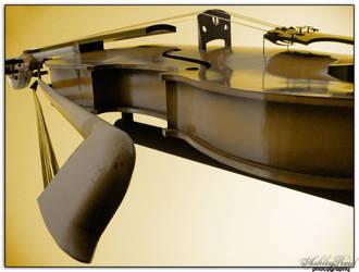 Cape Breton's Giant Fiddle by Ash-a-lee