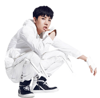 Png render : J-Hope (BTS) #01 by VipArmy