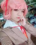 Doki Doki Literature Club Natsuki Cosplay by Jenniichii