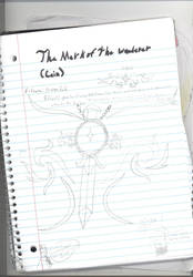 The Wanderer Rune by No1Assassin