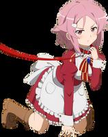 Lizbeth 2/Sword Art Online by ZerolShikumai