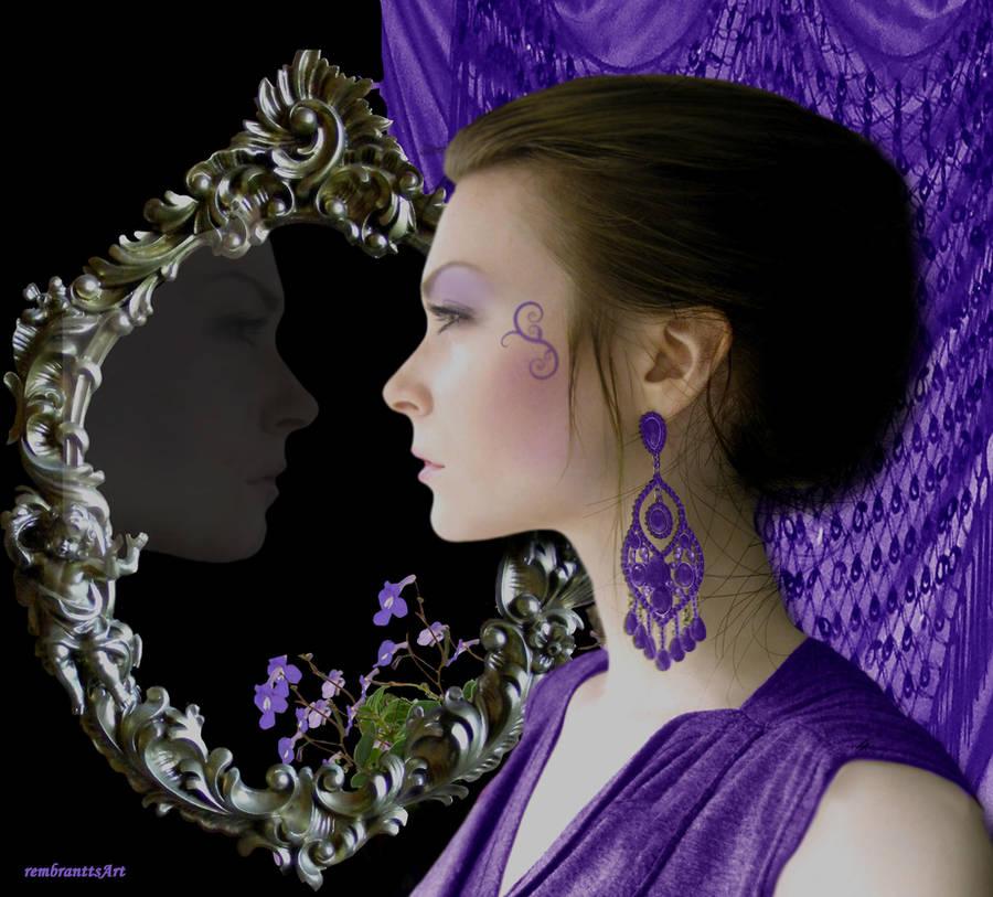 Viola by rembrantt