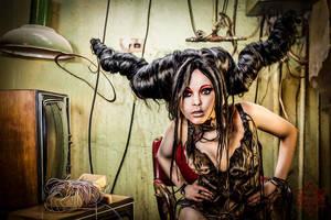 Rosella by StrangeKiku