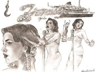 Francesca Rettondini by I-TsarevichAlexei13