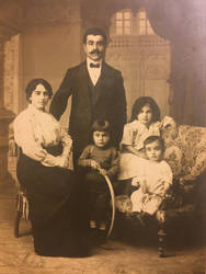 The Family Haledjian. by I-TsarevichAlexei13