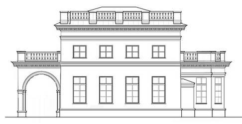 House Elevation II. by I-TsarevichAlexei13