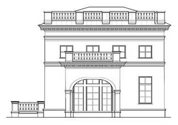 House Elevation III. by I-TsarevichAlexei13