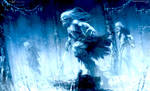 Game of the Thrones - White Walkers by Redan23