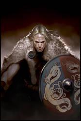 Viking Berserker by Redan23