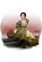 Elena from Onar's Farm by Redan23