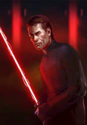 Star Wars - Speedpaint by Redan23